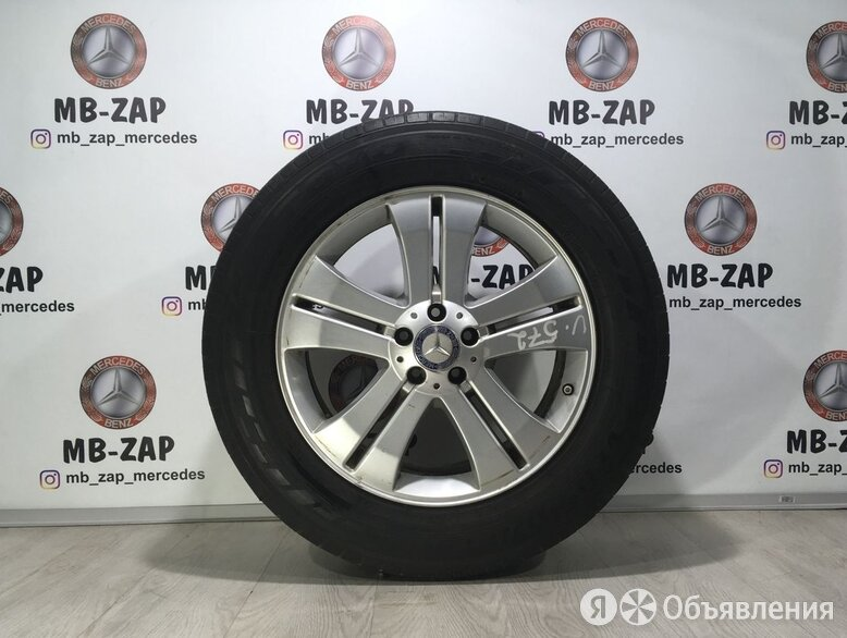 Колесо Mercedes R19  по цене 4500₽ - Шины, диски и комплектующие, фото 0