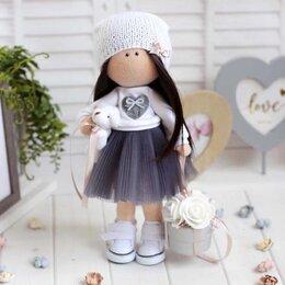 Рукоделие, поделки и сопутствующие товары - Текстильные интерьерные куклы ручной работы , 0