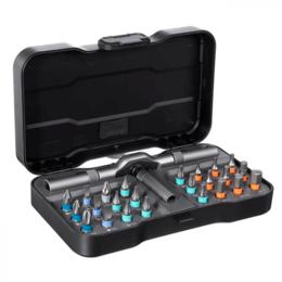 Наборы инструментов и оснастки - Набор инструментов Xiaomi Mijia Duka 24 in 1 RS1 Black, 0