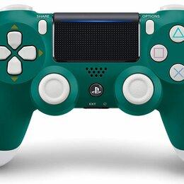 Аксессуары - Джойстик для PS4 темно-зеленый, 0