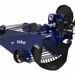 Спецтехника и навесное оборудование - Картофелекопалка транспортерная СКАУТ PH-3 для минитрактора, 0