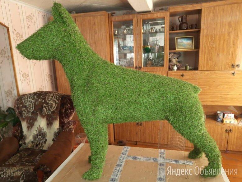Фигуры топиари собаки по цене 5000₽ - Садовые фигуры и цветочницы, фото 0