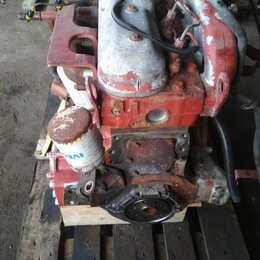 Двигатель и комплектующие - Двигатель Fiat 8065.25 Fiat Hittachi Фиат Хитачи , 0