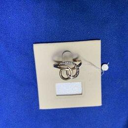 Кольца и перстни - 9ян) кольцо роз/золото 585 арт.47285, 0