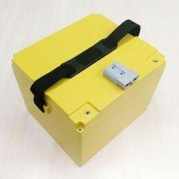 Аккумуляторы и комплектующие - Аккумуляторная батарея 12В 105Ач (LiFePO4, 4S1P, LF-12105), 0