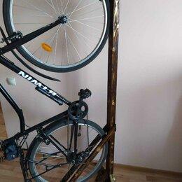 Прочие аксессуары и запчасти - Стойка для велосипеда. Велопарковка , 0
