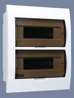 Окна - Корпус пластиковый встраиваемый 24мод. ЩРВ-П-24…, 0