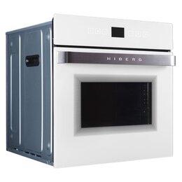 Духовые шкафы - Духовой шкаф Hiberg VM 6495 W White, 0