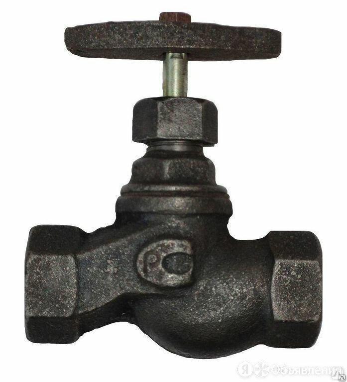 Клапан запорный 13нж18п по цене 780₽ - Запорная арматура, фото 0