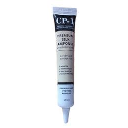 Маски и сыворотки - Сыворотка для волос ПРОТЕИНЫ ШЕЛКА CP-1 Premium Silk Ampoule, 20мл, 0