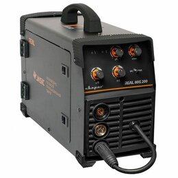 Сварочные аппараты - Сварочный инверторный полуавтомат Сварог REAL MIG 200 (N24002N) BLACK, 0