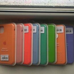 Чехлы - Silicon case iphone xr/11/11pro, 0