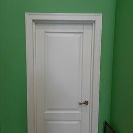 Межкомнатные двери - Новая белая межкомнатная дверь, 0