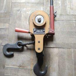 Наборы инструментов и оснастки - Лебедка 5 метров, ручная, барабанная, 0