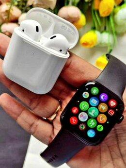 Умные часы и браслеты - Apple Watch 6 + AirPods 2, 0