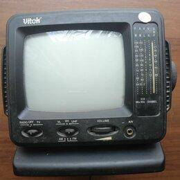 Телевизоры - Телерадиоприемник Vitek, 0