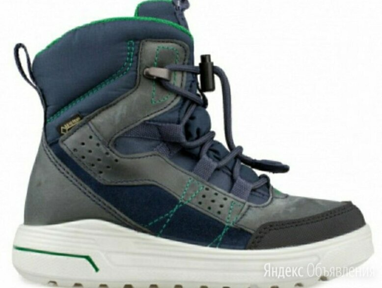 Ботинки ecco НОВЫЕ зима по цене 3999₽ - Ботинки, фото 0