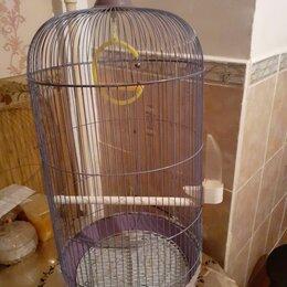 Клетки и домики - Большая клетка для попугаев , 0