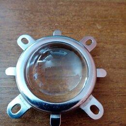 Осветительное оборудование - Линза для светодиодов 50 - 100 Вт., 0