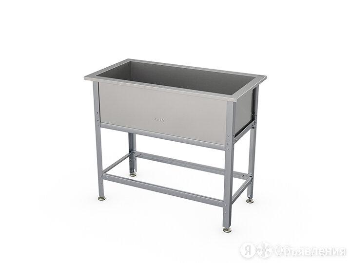 Ванна ВСМ-С-1.1250.600-02 (ВСМ-1/600/1350) по цене 26170₽ - Прочее оборудование, фото 0
