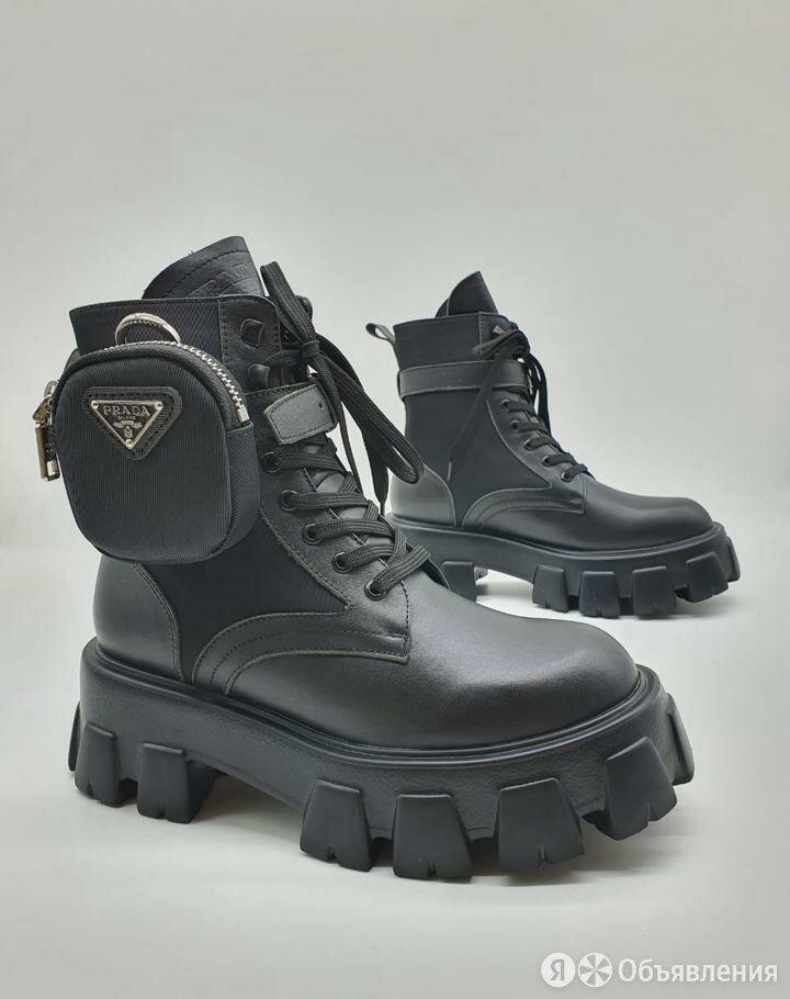 Ботинки женские Prada по цене 9990₽ - Ботинки, фото 0