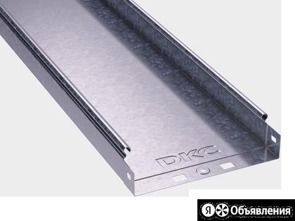 Лоток 50х50х2000 неперфорированный S5 ДКС (2/24/240) по цене 459₽ - Металлопрокат, фото 0