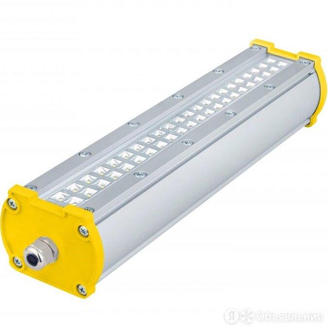 """Светодиодный линейный взрывозащищенный светильник Диора """"Piton 2Ex 25/3000 K6... по цене 7961₽ - Настенно-потолочные светильники, фото 0"""