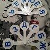 Карточки для изучения букв 2 шт. по цене 50₽ - Дидактические карточки, фото 1