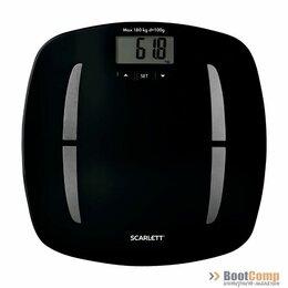 Напольные весы - Весы напольные SCARLETT SC-BS33ED83, 0