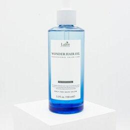 Маски и сыворотки - Увлажняющее масло для восстановления блеска волос  Lador Wonder Hair Oil, 0