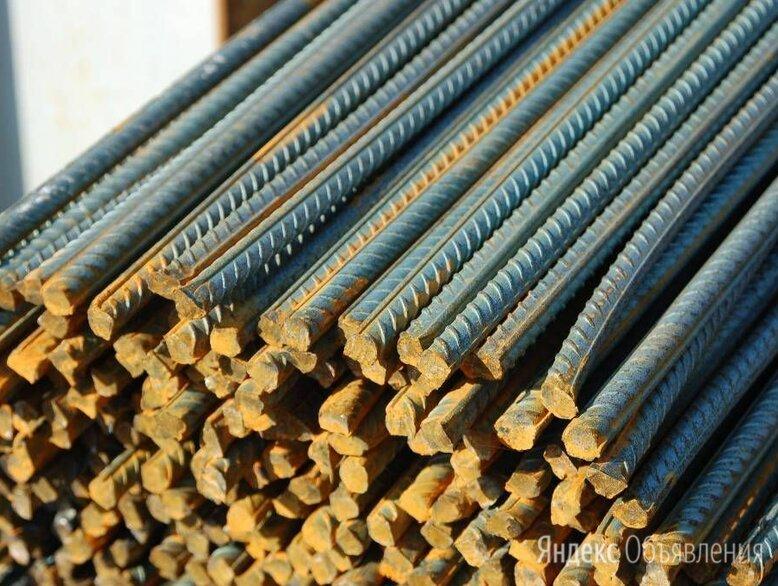 Арматура 8-30 мм по цене 19₽ - Металлопрокат, фото 0