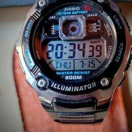 Наручные часы - Casio ae-2000w-1avef, 0