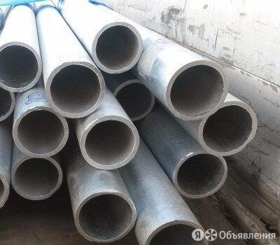 Труба бесшовная оцинкованная 76х6 мм ст. 10 ГОСТ 8732-78 по цене 83500₽ - Металлопрокат, фото 0