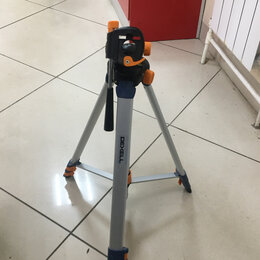 Измерительные инструменты и приборы - штатив для нивелира, 0