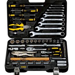Наборы инструментов и оснастки - Универсальный набор инструментов 78 предметов BERGER BG078-1214, 0