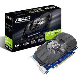 Видеокарты - PH-GT1030-O2G, Видеокарта Asus nVidia GeForce GT 1030 GDDR5 2GB, 0