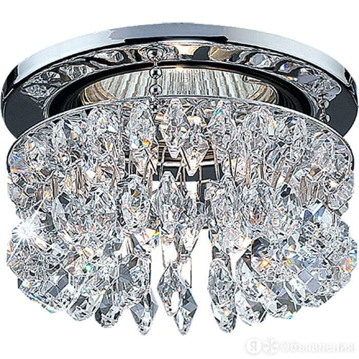 Встраиваемый светильник Novotech Flame 2 369271 по цене 1000₽ - Встраиваемые светильники, фото 0
