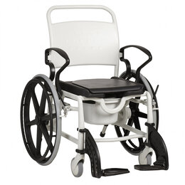Кресла и стулья - Кресло-стул с санитарным оснащением Реботек Майами, 0