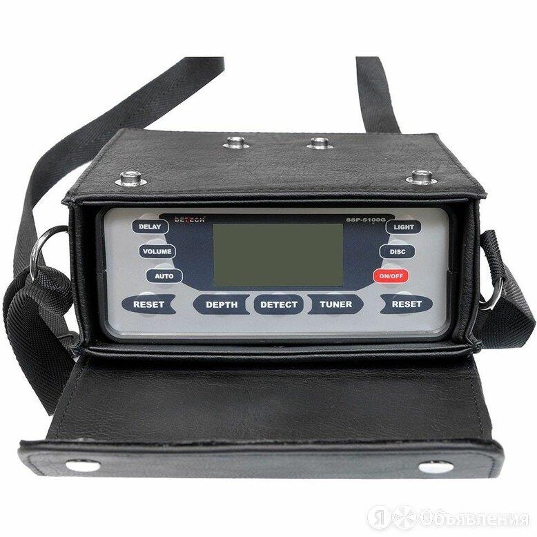 Металлоискатель Detech SSP 5100 по цене 99000₽ - Металлоискатели, фото 0