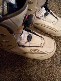 Ботинки - Ботинки сноубордические, 0
