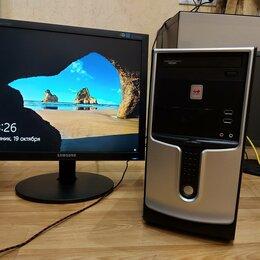 Настольные компьютеры - Персональный компьютер 4 ядра комплект, 0