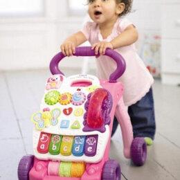 Аренда транспорта и товаров - Прокат Ходунки vtech первые шаги розовые, 0