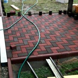 Тротуарная плитка, бордюр - Тротуарная плитка, брусчатка, бордюры, 0