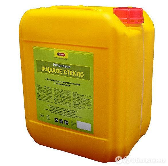 Стекло жидкое натриевое Аквест 3,5 кг  по цене 188₽ - Дизайн, изготовление и реставрация товаров, фото 0