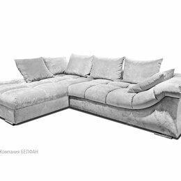 """Диваны и кушетки - """"Лаунж"""" диван с оттоманкой; нераскл.; левый; Tula 03+Mega 10 (гр.Т6/МТХ), 0"""