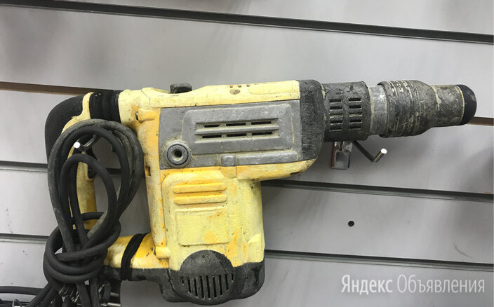 Отбойный молоток dewalt D25831K по цене 7900₽ - Насосы и комплектующие, фото 0