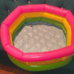 Бассейны - Бассейн надувной детский, 0