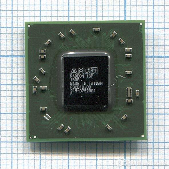 Чип 215-0752001 по цене 1890₽ - Запчасти к аудио- и видеотехнике, фото 0