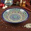 Ляган круглый Риштанская Керамика, 33см, микс по цене 1296₽ - Тарелки, фото 1