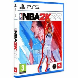 Игры для приставок и ПК - NBA 2K22 PS5, 0